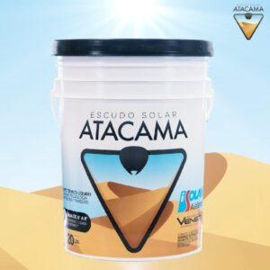 Escudo solar Atacama - Isolant